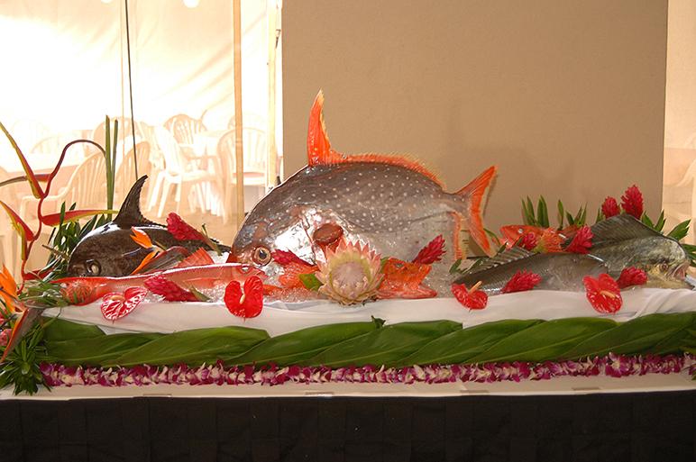 Kapalua Wine & Food Festival/Seafood Festival