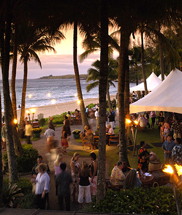 Kapalua Food & Wine Festival 2006/Grand Tasting Event