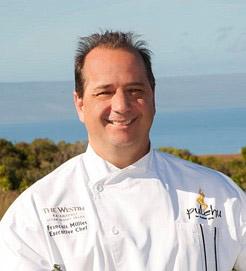 Chef Francois Milliet