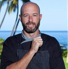 Chef Greg Harrison