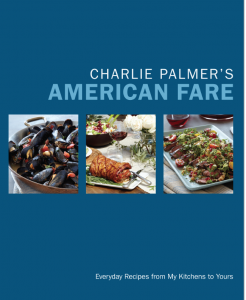 Charlie Palmer Cookbook