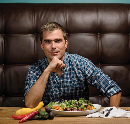 Chef Hugh Acheson joins line-up for 2016!