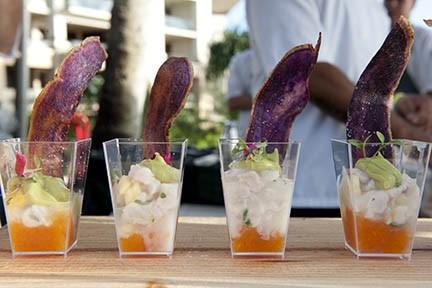 Kapalua Wine and Food Festival, Maui, Hawaii
