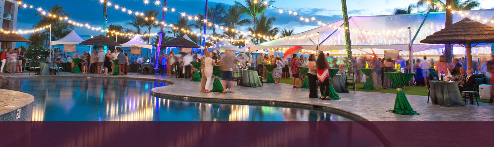 Kapalua Wine & Food Festival 2014 Events