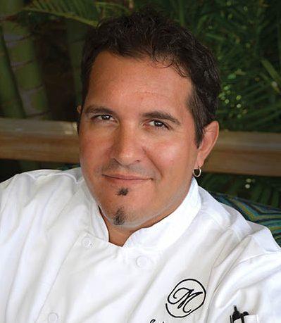 Chef Eric Cereceres