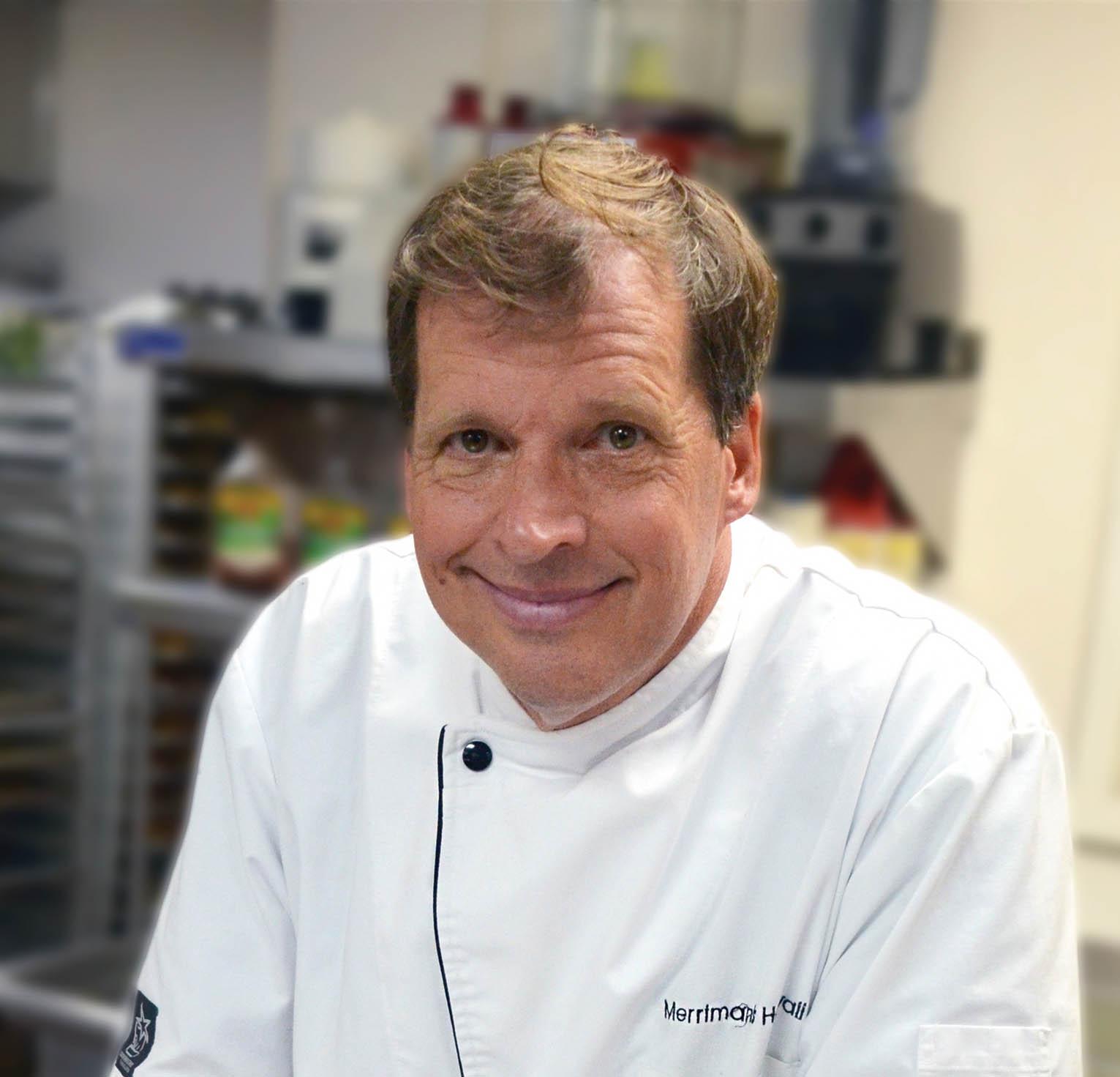 Chef Neil Murphy