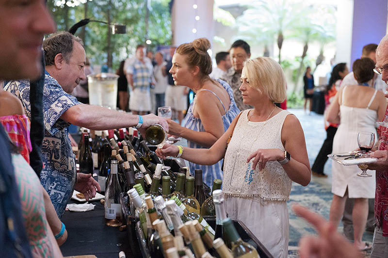 Kapalua Wine and Food Festival Maui