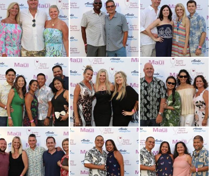 2018 Kapalua Wine & Food Seafood Festival