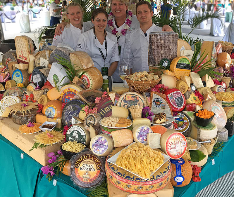 Kapalua Wine & Food Festival Welcomes Back The Cheese Shop