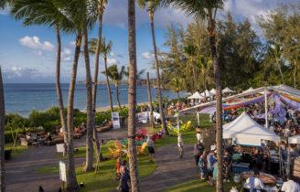 Kapalua Wine and Food Festival Maui