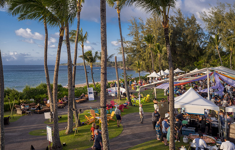Kapalua Food and Wine Festival